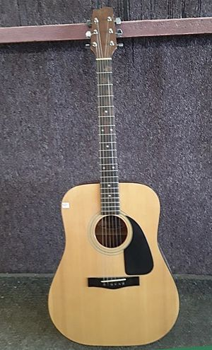 FENDER ACOUSTIC GUITAR FULL SIZE GEMINI II for Sale in Columbus, OH