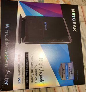Netgear WiFi router for Sale in Orlando, FL