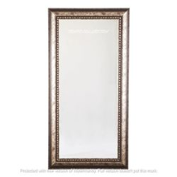 NEW, MIRROR WITH ANTIQUED SILVERTONE FINISHED,FRAME WITH EGG AND DART DETAILING, SKU#A8010083 for Sale in Westminster,  CA