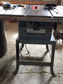 10 Inch Table Saw  for Sale in Deer Park, WA