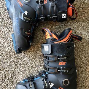 Salomon Ski Boots // X Pro 120 // Men's 26/26.5 // 2019 Model for Sale in Golden, CO