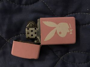 Pink Playboy Zippo Lighter for Sale in Goose Creek, SC