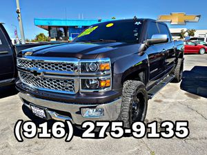 Chevy Silverado 2014 LTZ for Sale in Sacramento, CA