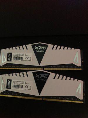 XPG 16GB RAM 3000Mhz for Sale in Miami, FL