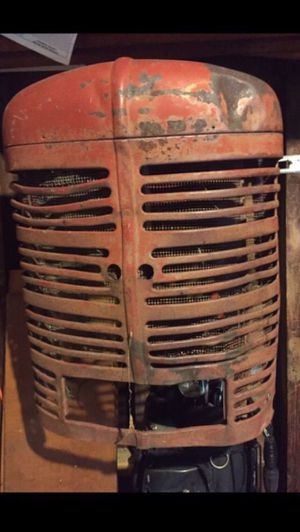 1950's tractor grill for Sale in Providence, RI