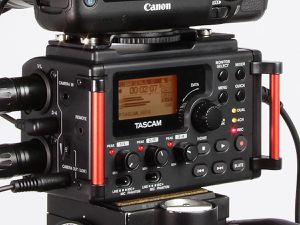 TASCAM AUDIO RECORDER for DSLR for Sale in Fort Worth, TX