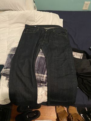 Levi 505 jeans 40x32 for Sale in Boston, MA