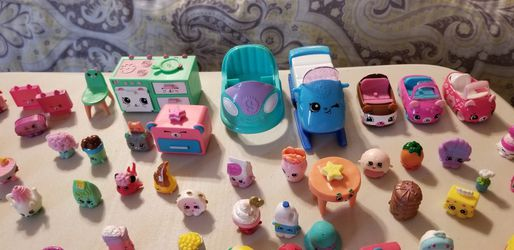 Little Shopkins Collection! Great For A Christmas Present! for Sale in Scappoose,  OR