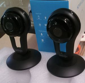 Twin Indoor Wi-Fi Security Camera's for Sale in Oklahoma City, OK