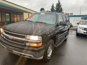 2001 Chevy Tahoe for Sale in Tacoma, WA
