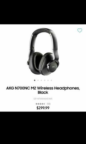 Akg n700nc samsung wireless headphones for Sale in Woodbridge, VA