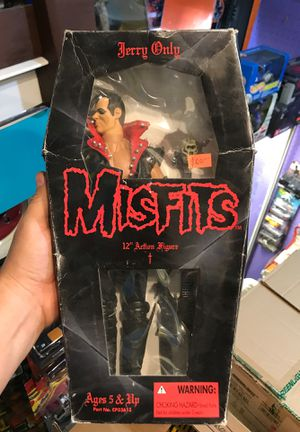 "Misfits Jerry Only 12"" action figure collectible $60 for Sale in Whittier, CA"