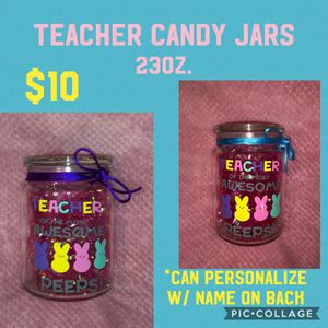 Easter Candy Jars for Sale in Villa Park, IL
