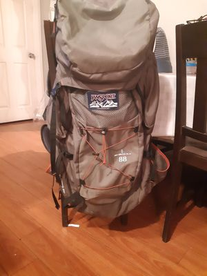 Jansport big bear DLX camping hiking backpack for Sale in Los Angeles, CA