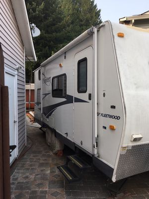 Flettwood pioneer 18 travel trailer for Sale in Everett, WA