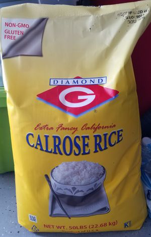New Rice 50lbs for Sale in North Las Vegas, NV