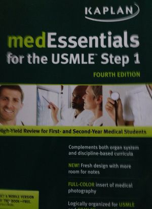 Medessentials usmle step 1 like new for Sale in Houston, TX