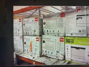 RCA Countertop Dishwasher, NEW, scratch and dents for Sale in Bedford Heights, OH