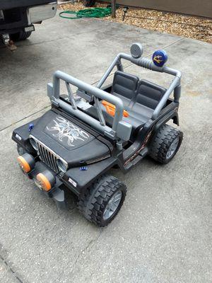 Power wheels jeep for Sale in Palm Bay, FL