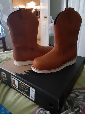 Red wing boots for Sale in Tampa, FL