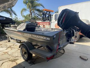 2005 Bass tracker boat for Sale in Norco, CA