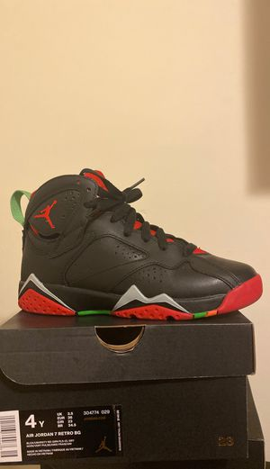 Jordan Retro 7, size 4y for Sale in Tampa, FL