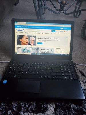 Acer laptop- Touch screen for Sale in Oceanside, CA
