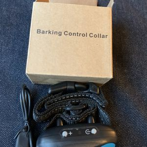 Rechargeable Dog Bark Collar for Sale in San Francisco, CA