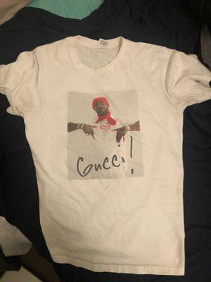 Gucci Mane Supreme shirt for Sale in Surprise, AZ