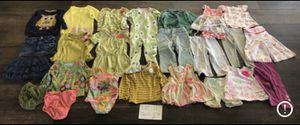 Lot U - Girls clothing 24 mo / 2T for Sale in Lake Elsinore, CA