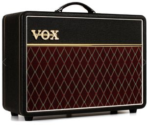 """Vox AC10C1 10-watt 1x10"""" Tube Combo 10-watt 1-channel All-tube 1x10"""" Guitar Combo Amplifier with 2-band EQ, Reverb, and Celestion Speaker for Sale in Chicago, IL"""