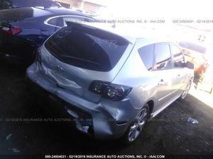 2008 Mazda 3 for CAR PARTS ONLY PLEASE READ DESCRIPTION for Sale in Phoenix, AZ