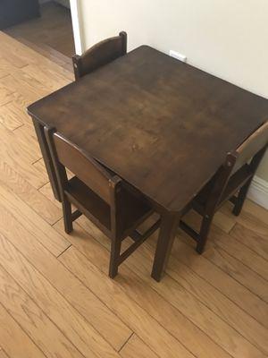 Kids table for Sale in MAGNOLIA SQUARE, FL