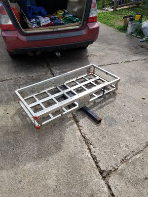 Aluminum hitch rack for Sale in Newark, OH