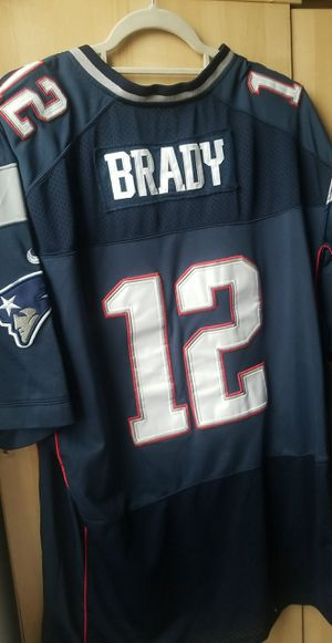 Brady Patriots Jersey XL for Sale in New York, NY