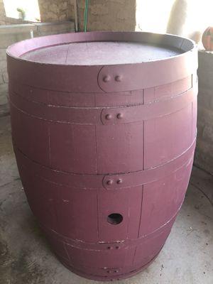 REAL Wine Barrel full size for Sale in Phoenix, AZ