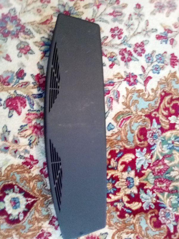 Bose VCS_10 .center channel speake.color.black