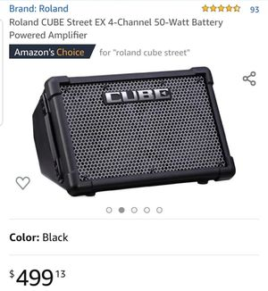 Battery Powered Amplifier for Sale in San Diego, CA