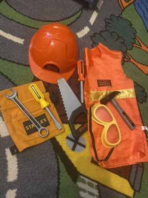 Construction worker set for Sale in Coral Springs, FL