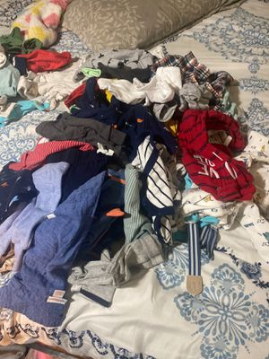 Baby boy clothes for Sale in Downey, CA