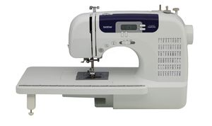 Brother CS6000i 60-Stitch Computerized Sewing Machine with Wide Table for Sale in Framingham, MA