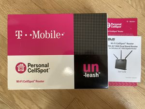 T-Mobile TM-AC1900 Dual-band Wireless Router for Sale in Schaumburg, IL