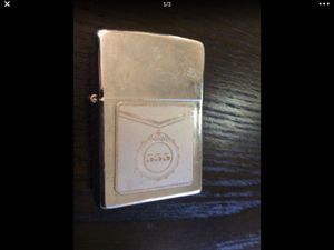 2012 Zippo lighter. Nice condition. Works perfectly. for Sale in Lakewood, WA