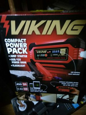 Viking Compact Power Pack for Sale in Alexandria, LA