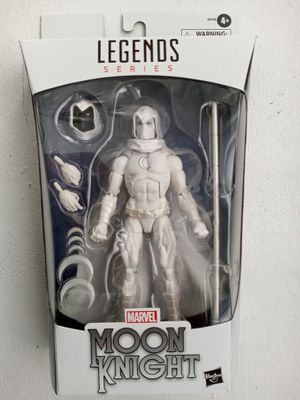 Marvel Legends Moon Knight Collectible Action Figure Toy for Sale in Chicago, IL