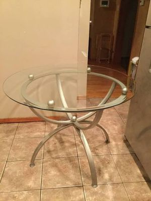 Glass Dining Room Table for Sale in Aloha, OR