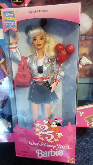 1996 Exclusive Special Edition Barbie Walt Disney World 25th Anniversary for Sale in Murfreesboro, TN