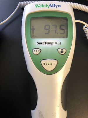 Welch Allyn 690 oral thermometer for Sale in Tucson, AZ
