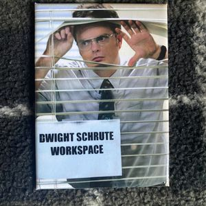 The Office Dwight Schrute Fridge Magnet for Sale in Whittier, CA