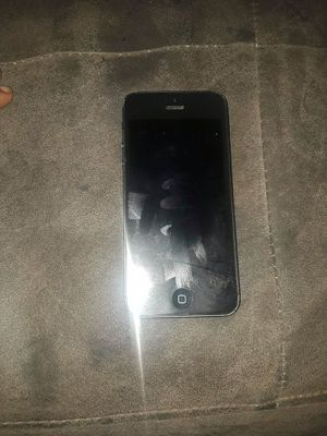 iPhone 5 - unlocked for Sale in North Las Vegas, NV